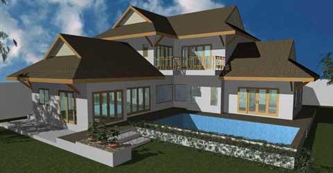 Предложение для инвестиций в строительство вилл