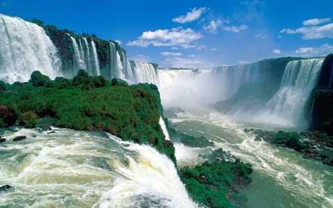 Волшебные водопады Канчанабури.