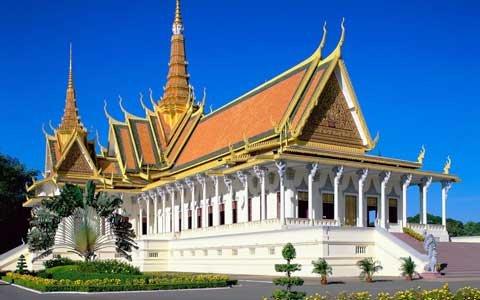 Самые знаменитые достопримечательности Таиланда.