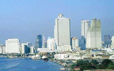 Индустрия жилищного строительства в Таиланде медленно идет вверх.