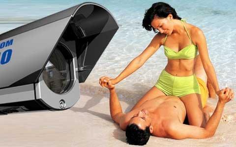 Таиланд: пляжи Паттайи будут контролировать видеокамеры.