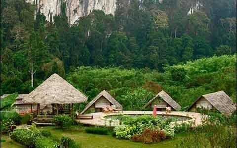 Национальный парк Кхао Сок.